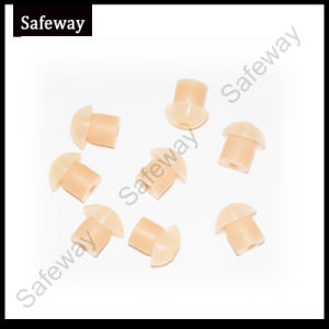 Replacement Silicone Eartip for 2 Wire Suveillance Kit Headset pictures & photos