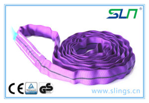 Lifting Round Sling with Eyes 1t*3m Sln Ce GS pictures & photos