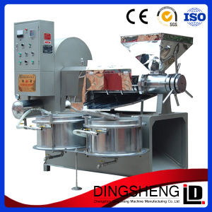 Sunflower Seed/Cottonseed/Peanut/Soybean/Rapeseed/Canola Seed/Sesame Seed Automatic Screw Oil Press Machine pictures & photos