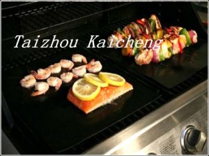 Food Grade Teflon BBQ Mat pictures & photos