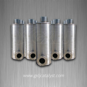 Polishing Stainless Steel Catalytic Muffler Use for Tail-Gas Purification Converter pictures & photos