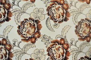 Printing Flower Pattern Knitted Fabric pictures & photos