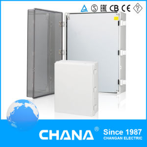 IP65 Protection Level Electric Plastic Iron Waterproof Electrical Junction Box pictures & photos