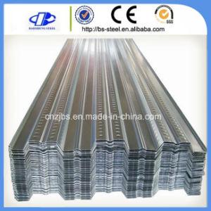 High Rib Steel Metal Galvanizedfloor Decking Sheet pictures & photos