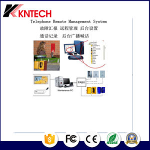 Telephone Remote Management System Multi-Party Paging System Intercom System pictures & photos