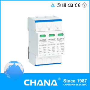 CE Approved SPD Surge Protection Device (Protector attester) pictures & photos