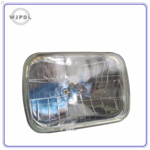 High Quality 7 Inch Square Sealed Beam Headlight pictures & photos