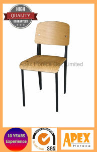 Steel Dining Chair Replica Metal Industrial Chair Cafe Furniture pictures & photos