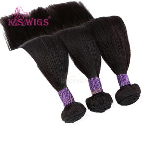 Virgin Remy Indian Human Hair Weft Extension pictures & photos