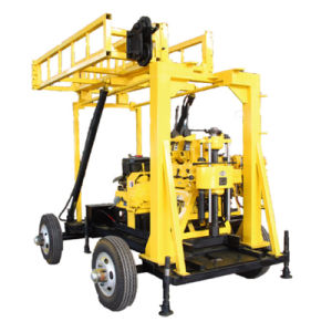 Water Wells Drilling Machine and Borehole Drilling Rig and Core Drilling Rig Rock Drill pictures & photos