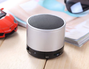 2017 Cheapest Portable Metal Mini Wireless Bluetooth Speaker (S10) pictures & photos