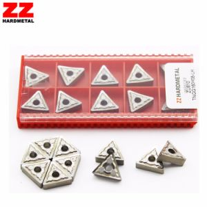 CNC Carbide Inserts for Steel pictures & photos