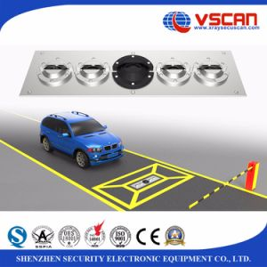 under vehicle inspection system AT3300 Scanning system for Entry of Bank/Army UVSS pictures & photos