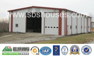 Steel Sheet Wall and Roof Steel Structural Steel Frame Workshop pictures & photos