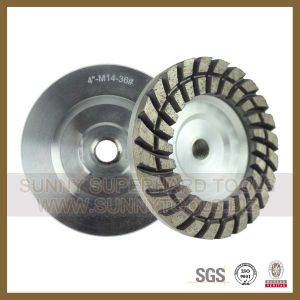 100mm Professional Diamond Cup Wheels pictures & photos