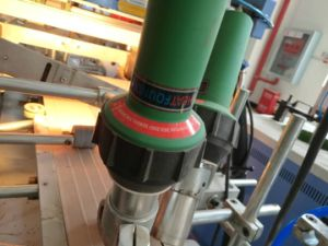 PVC Geomembrane Hot Air Welder Roofing pictures & photos