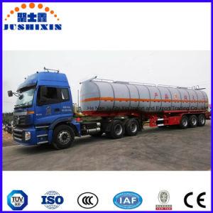 3 Axle 45000L Fuel Truck Trailer Tanker pictures & photos
