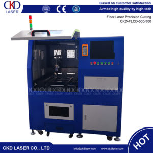 500W Rotary Cutting Laser Machine for Metal Stainless Steel Tube pictures & photos