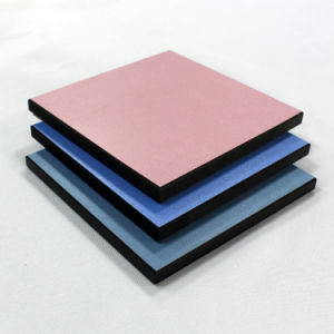 12 mm Thick Waterproof Compact Density Fiber Board pictures & photos