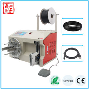 Automatic Cable Winding Tie Twisting Machine pictures & photos