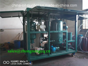 Zhongneng Series Efficiency Transformer Oil Filtration Machine pictures & photos
