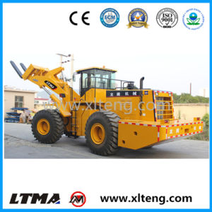 Strong Power 40 Ton Heavy Duty Forklift Front Loader pictures & photos