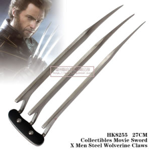 Collectibles Movie Swordx Men Steel Wolverine Claws 27cm HK8255 pictures & photos