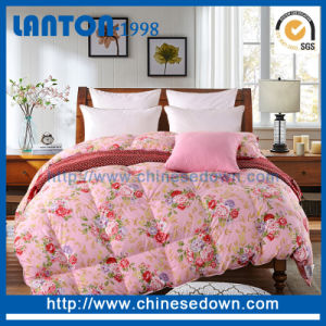 90% White Goose Down Duvet Air Conditioning Summer Double Quilt pictures & photos