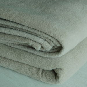 Heavy Weight Soft Polyester Polar Fleece Blanket for Hotel Use pictures & photos