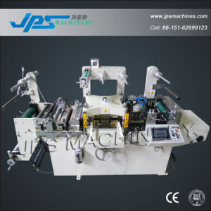 Printed Label Die Cutter Machine with Lamination+Punching+Hot Stamping pictures & photos
