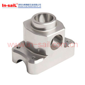 Stainless Steel and Aluminum Precision Machined Parts pictures & photos
