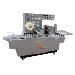 Cellophane Over-Wrapping Machine for Cigarette Box pictures & photos