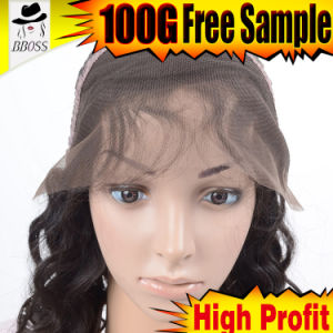 150% Density Front Lace Wig for Black Women pictures & photos