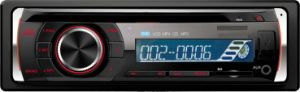 Cheap Price Univeral 1 DIN Car Audio with USB/SD/AUX/FM pictures & photos