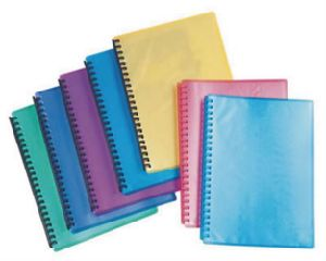 Europe Hot Sale Stationery Loose-Leaf Display Book pictures & photos