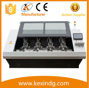Automatic 4 Spindles PCB CNC Drilling Routing Machine pictures & photos