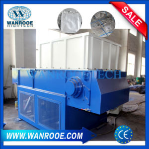 Plastic Recycling Wood Pallet Single Shaft Shredder pictures & photos
