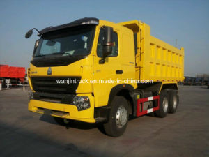 HOWO A7 30t Dump Truck pictures & photos