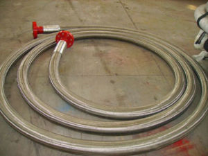 "4"" 75feet 10000psi Drilling Rotay Hose pictures & photos"