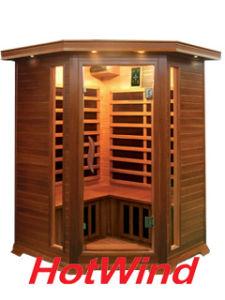 Far Infrared Sauna (SEK-D2C) pictures & photos