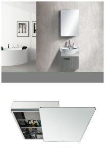 Stainless Steel Mirror Cabinet U-5001