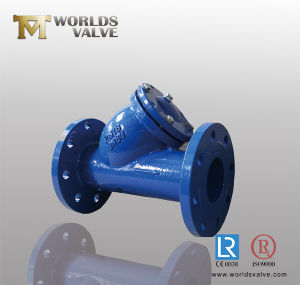 Flanged End Y Type Filter Strainer (GL41-10/16) pictures & photos