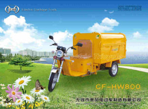 Garbage Vehicle (CFHW800)