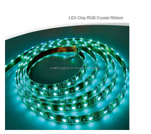 LED Chip RGB Crystal Ribbon