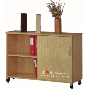 Living Room Furniutre Manufacture, Filling Cabinet, Wooden Cabinet with Wheels pictures & photos