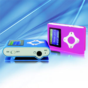 2ND Generation Clip MP3 Player (SF-MP615B)