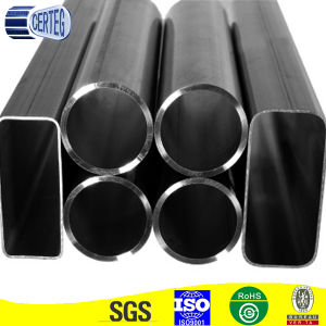Cold Rolled Precision Black Welded Round Square and Rectangular Tube pictures & photos