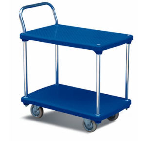 Plastic Platform Trolley (PP1/200; PP2/200) pictures & photos
