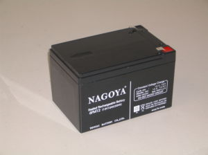 Small- Size Seal Rechargeable Lead-Acid Battery (12V 12AH)