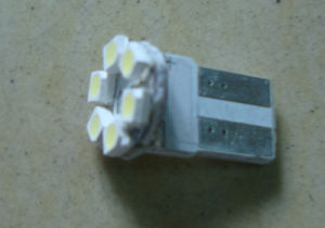 LED Bulb with T10 6SMD 1210